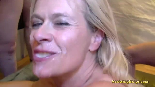 Mens facial piercings - Busty extreme pierced milf gets massive banged