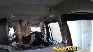 FakeTaxi Escort needs cock after close call Petite cam