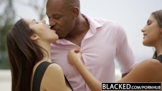 August bbc valentina nappi share ames blacked and gagging ffm