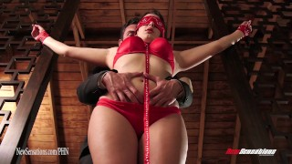 Valentina Nappi Tied up and Used
