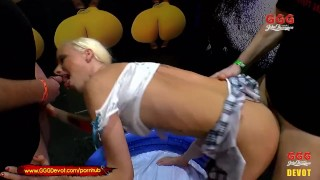 Piss and Cum for sexy Lucie Teenbounty petite