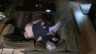 Passionate Monster Creampie and Oral creampie - He came twice :) Of hole