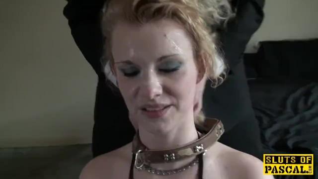 Escort uk spanking - Humiliated uk sub spanked hard and ass plowed