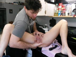 How to make a girl squirt (Instructional demonstration) Watch and Learn ;)