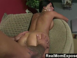 RealMomExposed - Fucking a Milf Before Her Cam Show