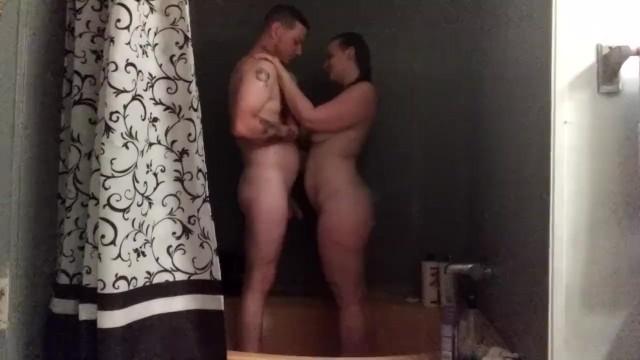 sensual shower sex 15
