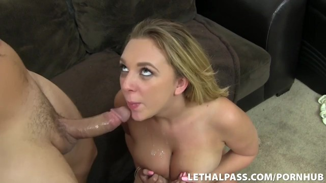 Amateur Throat Fuck Swallow