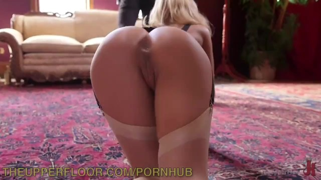 How do you have sex on the floor - Step-mother and step-daughter domination