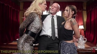 Domination stepmother stepdaughter and face kink