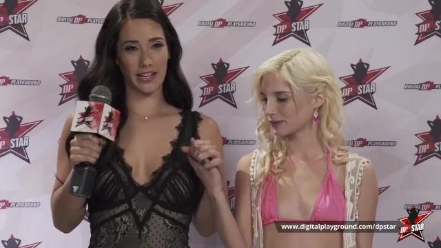 Alektra blue nikki benz lesbian video Dp star season 2 - piper perri