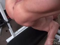 Mature Mandy Masturbates More