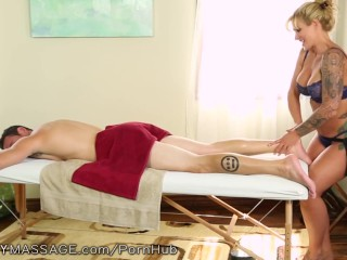 FantasyMassage Serious Mommy Issues