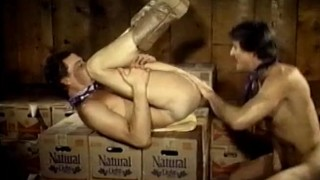 Bartenders Fuck After Closing - HOT LUNCH (Vintage, 1982) Off wanking