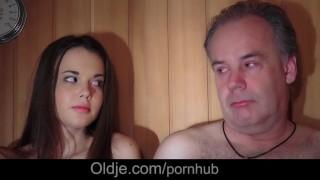 lucky stranger porn