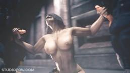 Mortal Kombat X Mileena Hentai