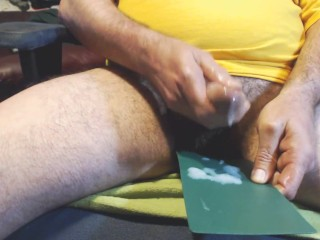 No. 96 - Part 2 of 2 Squirting 7 Days of Jizz [8-30-13]