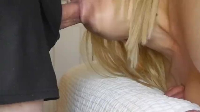 Blow Job Deep throat Part 2 Sexy Blonde Barbie Blaze 1