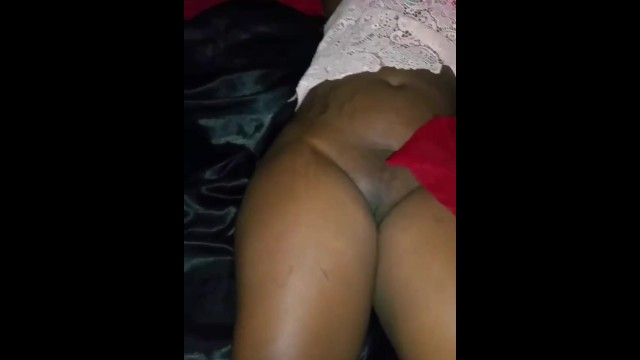 milf ebony thot pof wake me up at 3 am asking for dick