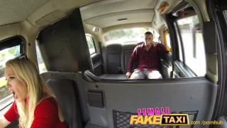 A femalefaketaxi welsh sweet surprise gets lad hardcore boobs