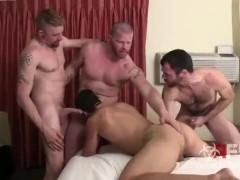 Jeff, Jeremy, Dusty and Dylan