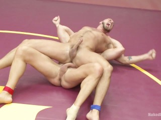 Ivan Gregory and Jessie Colter Fight For The Right To Fuck - Scene 1