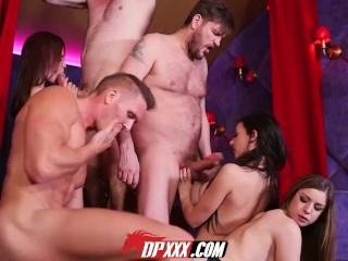 Digital Playground - A French Affair Orgy Party