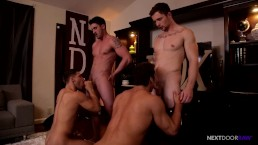 NextDoorRaw Becumming Raw Brothers