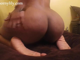 HornyLily= Ass jiggles and farts 1
