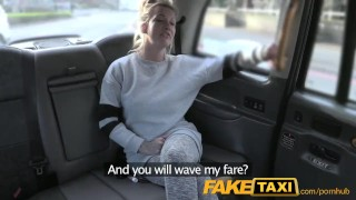 Preview 3 of FakeTaxi Horny local gets deep anal fucking