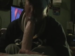 XL BJ & Cum Sucker