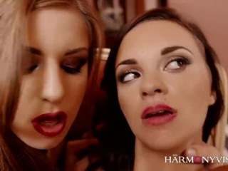 HARMONY VISION Stella Cox and Lea Guerlin