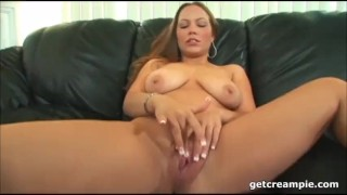 Amateur Teen Kaylee Sanches Getting Creampie in pussy