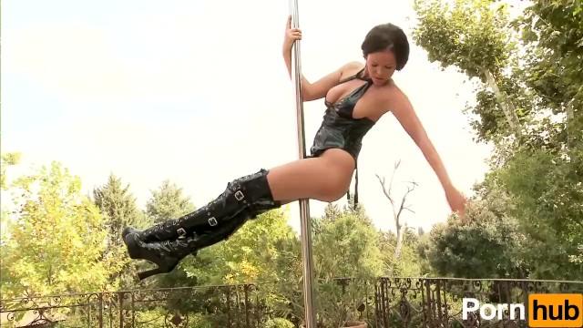 Xhamster fat lesbian slags - Pole dance - scene 4