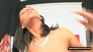 Ms. Sharm Casting Fucks on Camera for the First Time Ever porno