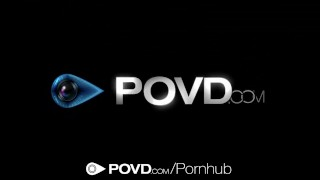 POVD - Alexis Adams has sex with a stranger in POV Teenager big