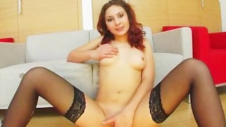 All Internal Teen Kathy gets that hot cum inside her tight pussy