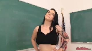 STROKIES Katrina Jade Handjob Hard amateur