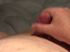 Chubby guy with pierced dick pov