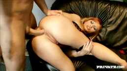 Katja Kassin Lets You Watch Her Big Butt Bounce While Riding a Dick
