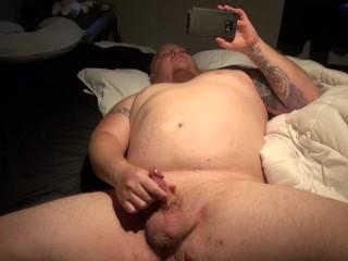 Pierced dick...