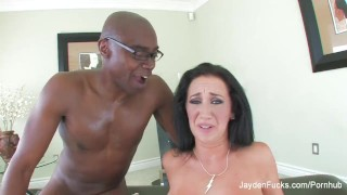 Cock big sean's takes jayden on black black blow