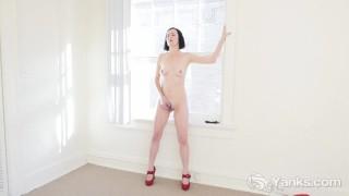 Busty Rita Masturbating