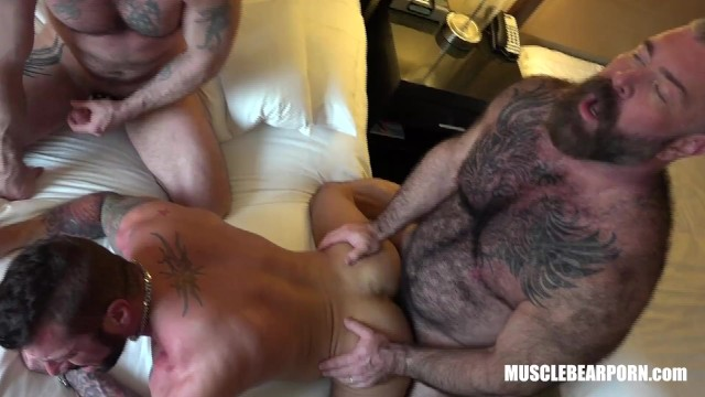 Muscle Bear Porn 2 - Pornhubcom-6452