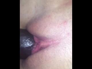She.creams on my dick