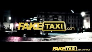 FakeTaxi Cabbie enjoys his fantasy fuck Girl squirt