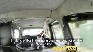 FakeTaxi Cabbie enjoys his fantasy fuck Ass big