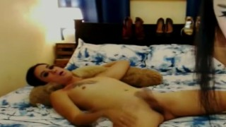 And sex steamy shemales sexy hot by ass masturbate