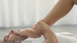 21Naturals Gina Devine Unleashes Footsie Pleasure