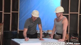 RagingStallion Naughty Contruction Workers