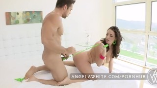 Natural play hardcore big in and tits sex white angela stocking tits curvy